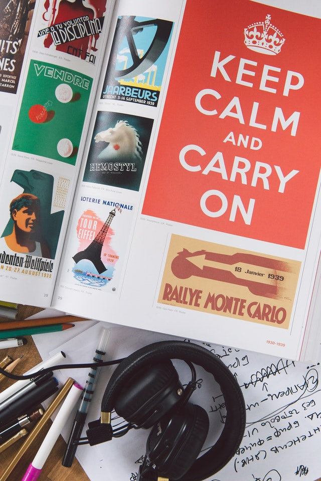 Keep Calm, Adapt & Carry On